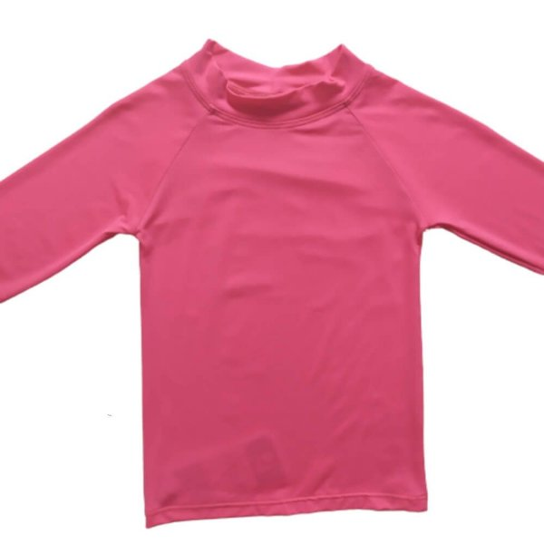 Camisa Com Proteção Solar Infantil Rosa 6010