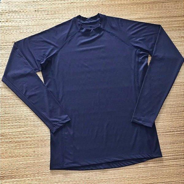 Camiseta Proteção Solar Azul Marinho 6016