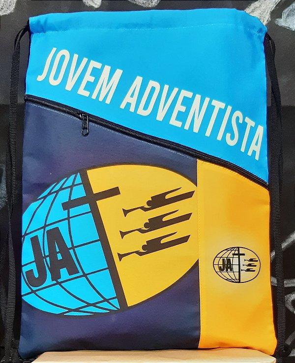 Mochila Sacola Jovem Adventista J2