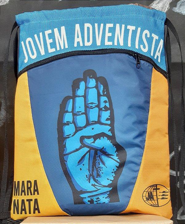 Mochila Sacola Jovem Adventista J3