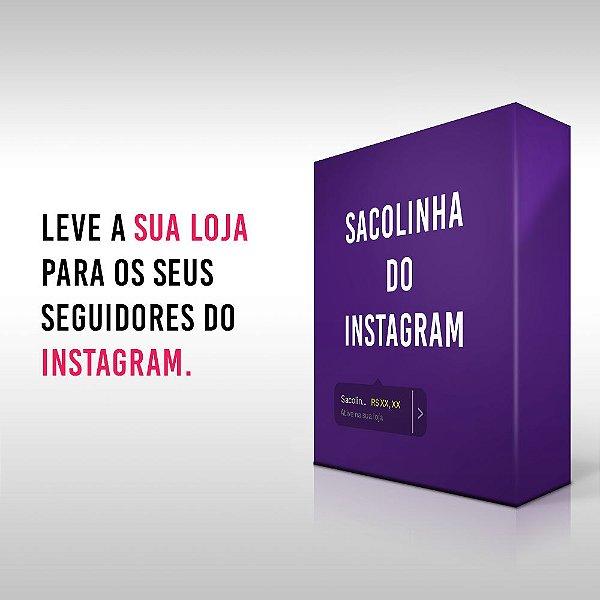 Sacola no Instagram