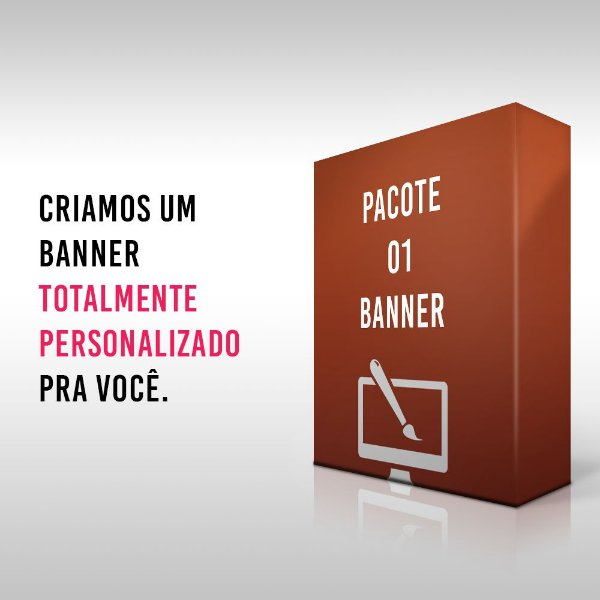 Pacote 01 Banner