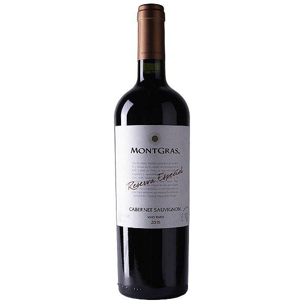 Montgras Cabernet Sauvignon Reserva Especial 2015