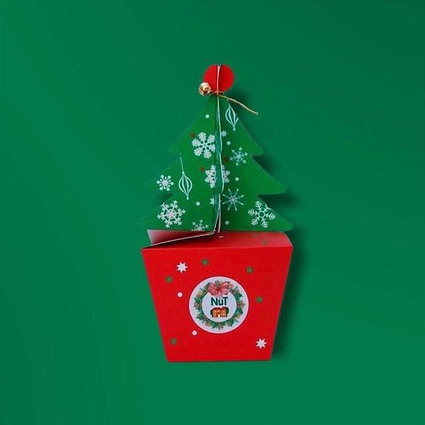 Caixinha Árvore de Natal
