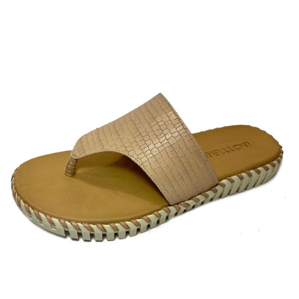 Chinelo Feminino Bottero 314401 COR BROWN