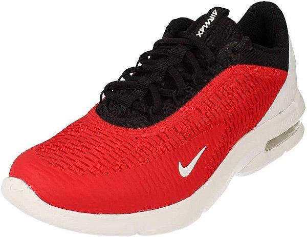 Tênis Esportivo Masculino Nike Air Max Advantage AT4517600 COR VERMELHO