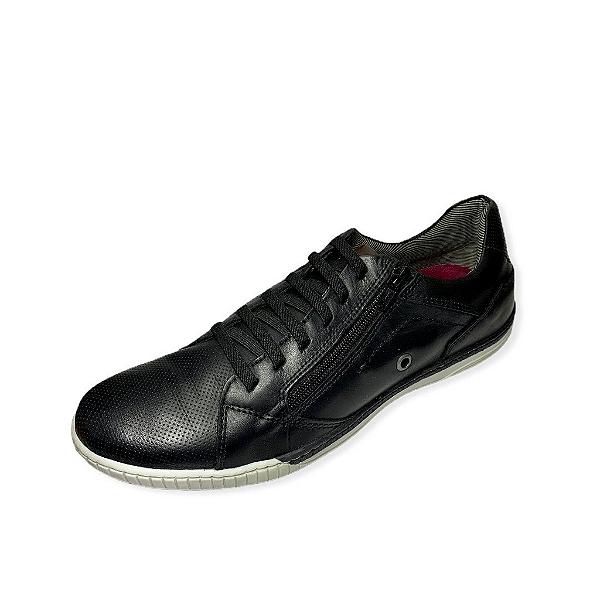 Sapatênis Mega Boots 16010 COR PRETO