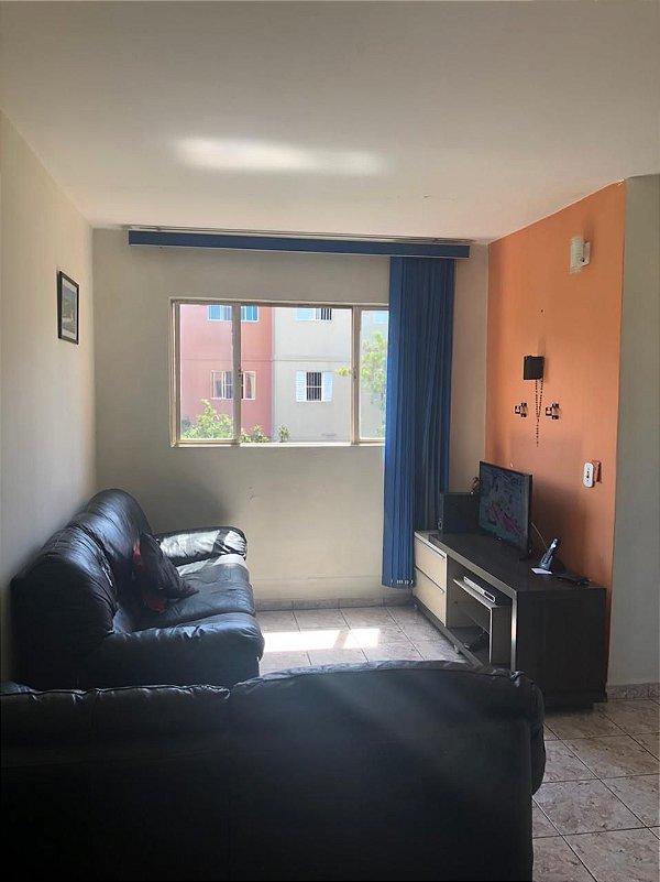 Vende-se lindo Apartamento no condomínio vale dos Pinheiros 3 dormitórios aceita carro até 60 mil na entrada, use o FGTS, financie