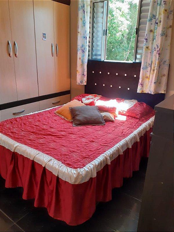 Apartamento em Parque Laguna, Taboão da Serra 2 dorms, próximo ao shopping