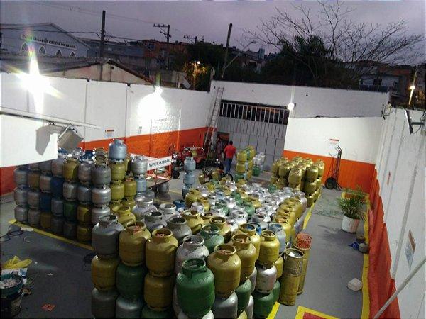 Deposito de Gás Taboão da Serra Classe IV doc e ANP ok, em pleno funcionamento e livre de restrições da pandemia, aproveite p/ faturar mais em tempos de crise e invista no próprio negocio