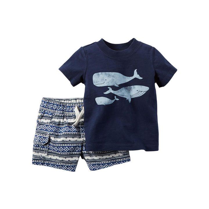 Conjunto 2 peças Tubarão - CARTERS