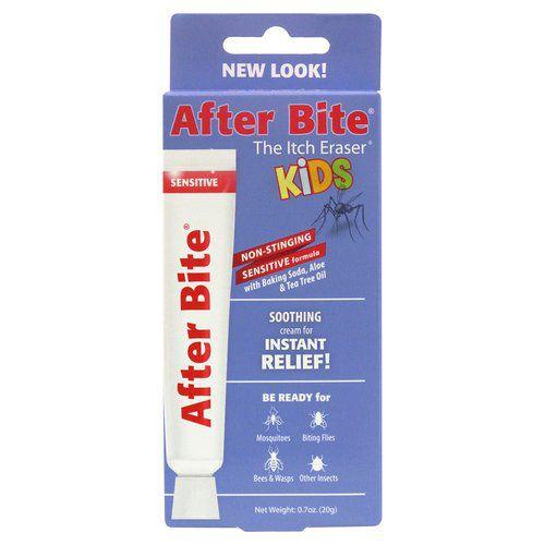 Pomada infantil para alívio de picadas de Insetos 20g - AFTER BITE Kids