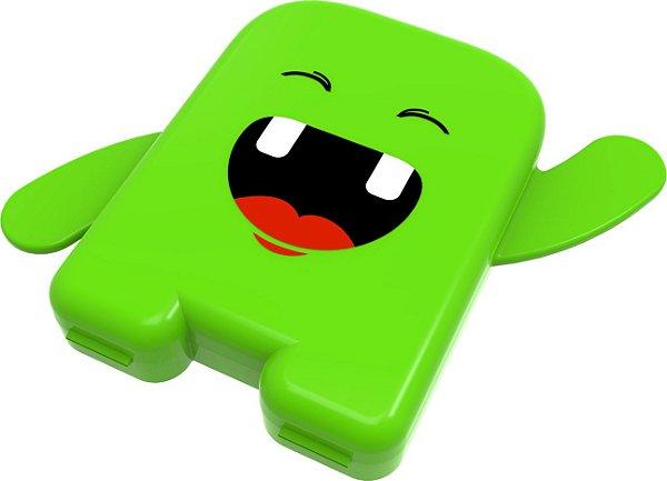 Porta dente de leite verde - Angelus