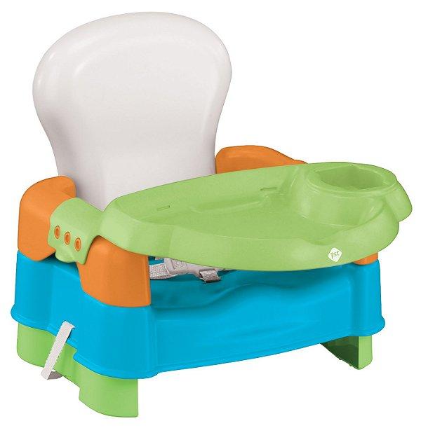 Cadeira para alimentação 5 estágios colorida - SAFETY