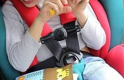 Trava para cinto de segurança de cadeirinha infantil Smart - CLINGO