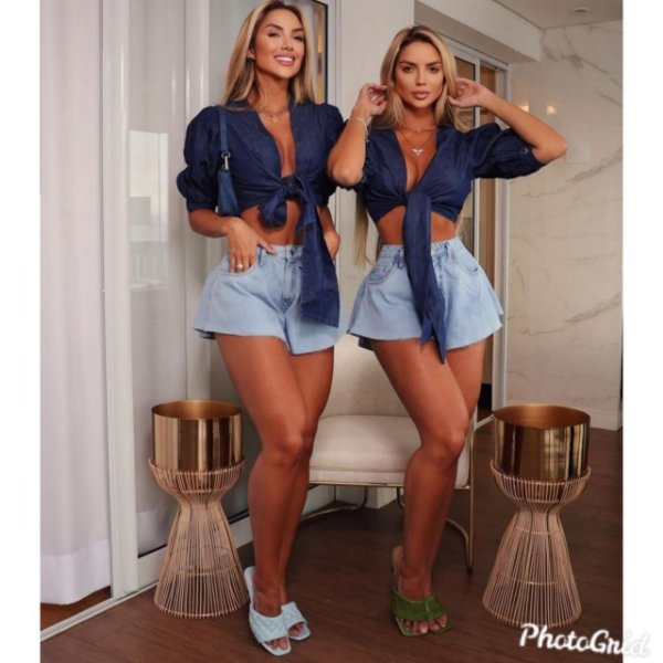 Short Gode Jeans