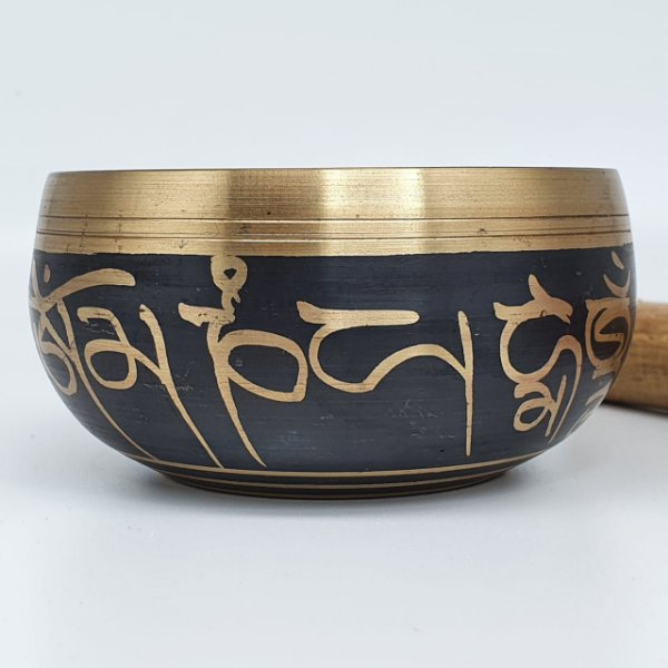 Tigela Tibetana 10 cm | Sino e Canto Alto