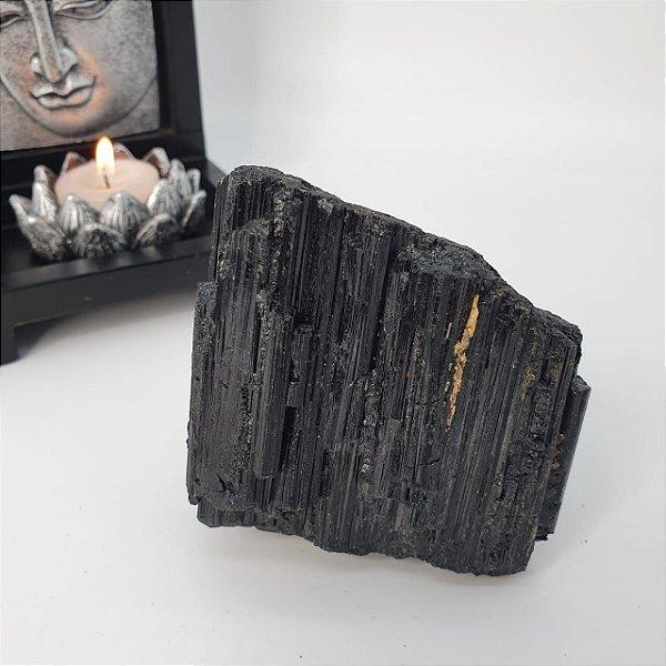 Drusa de Turmalina Negra - 507g