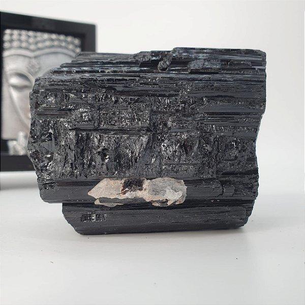 Drusa de Turmalina Negra - 588g