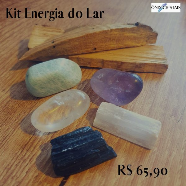 Kit Energia do Lar