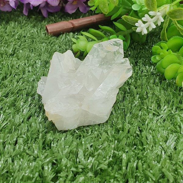 Drusa de Cristal - Qualidade Especial | A3,5cm x L5cm x P5cm | P 79g
