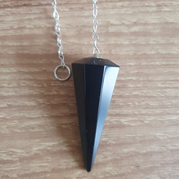 Pêndulo Obsidiana