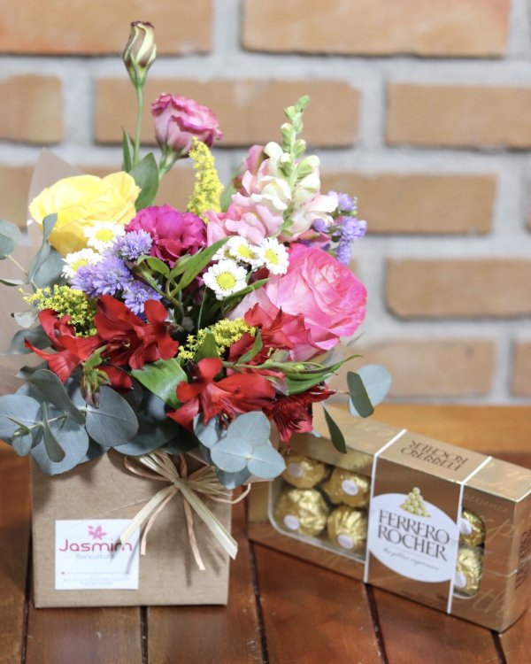 Kit Delicado Flowers P