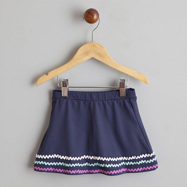 Shorts saia Sofia
