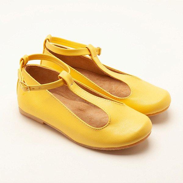 Sapatilha Neon amarela