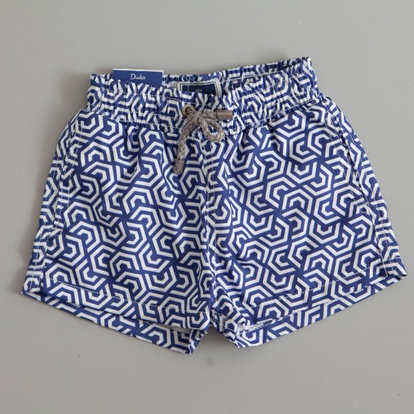 Shorts Nylon marinho