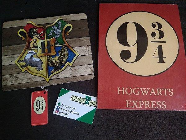 Kit completo Hogwarts