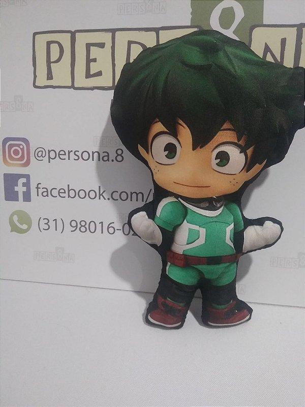 Boku no hero - Personagem DekuDeku (Midoriya Izuku)