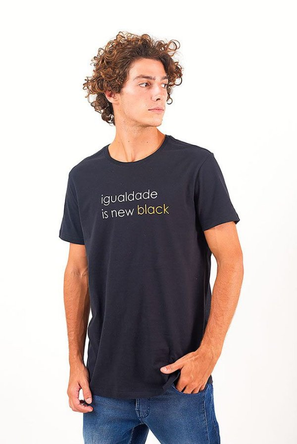 T-Shirt Igualdade