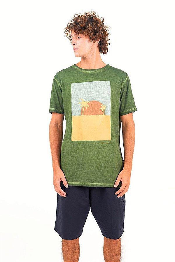 T-shirt Happy sun