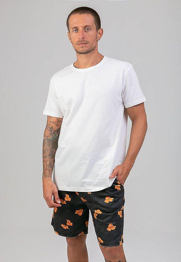 T-shirt Basic Branco