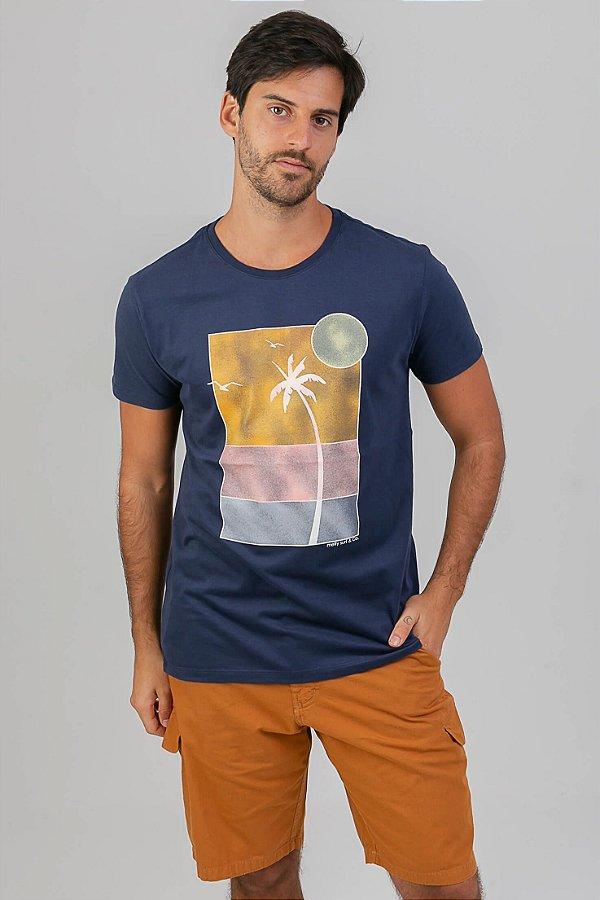 T-shirt Long Beach