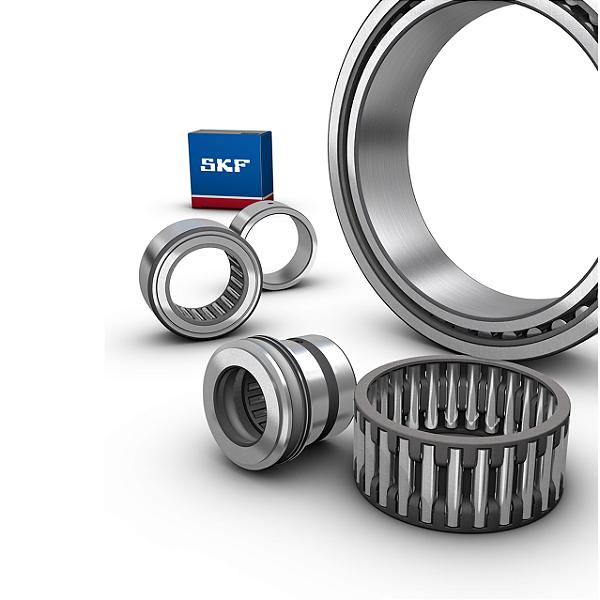 NKXR 50 - Rolamentos de Rolos de Agulhas Combinados - SKF