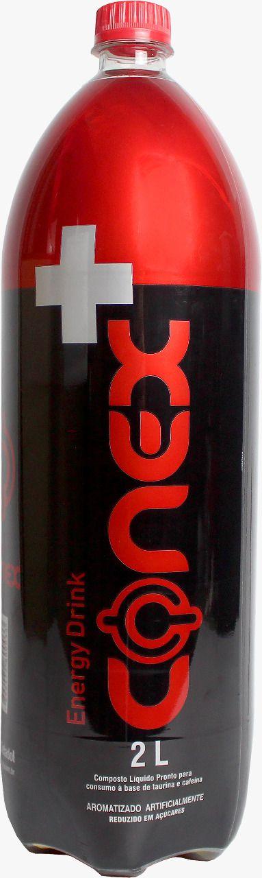 Conex Energy Drink 2 litros Pacote com 6 UND.