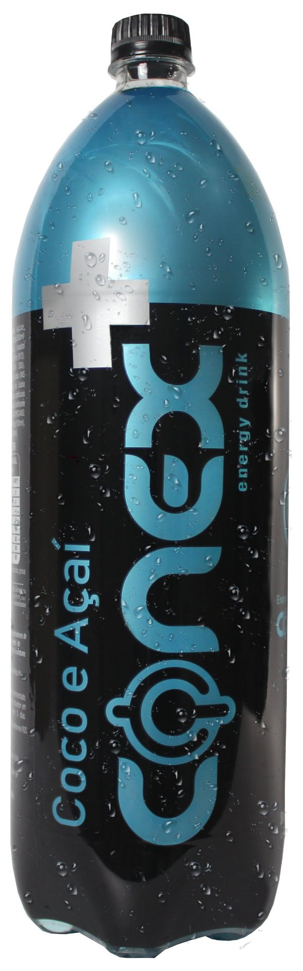 Energético CONEX sabor COCO&AÇAÍ 2 Litros Pacote com 6 UND.