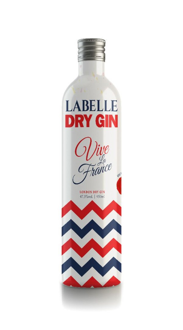 Gin La Belle 950 Ml
