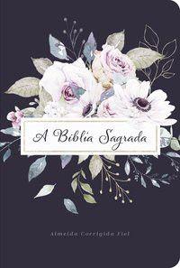 Bíblia ACF R&MC Violetas Letra Grande Almeida Corrigida Fiel