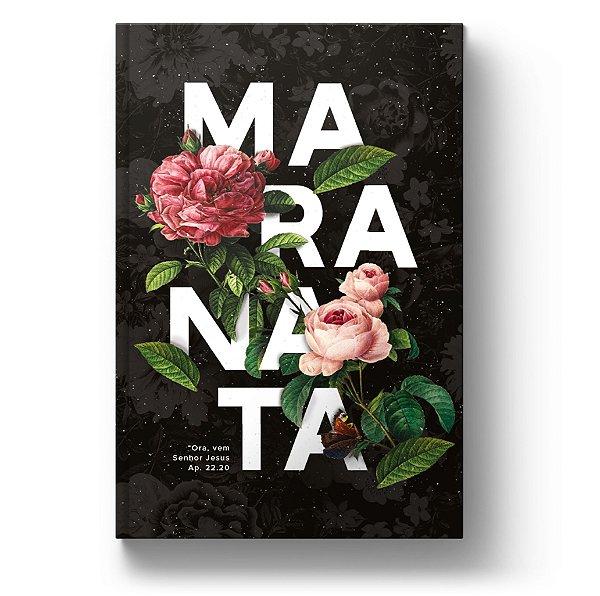 Bíblia ARC 860 Maranata Letra Normal Almeida Revista e Corrigida