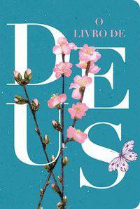 Bíblia NVT 960 O Livro de Deus - Azul - Letra Normal Nova Versão Transformadora