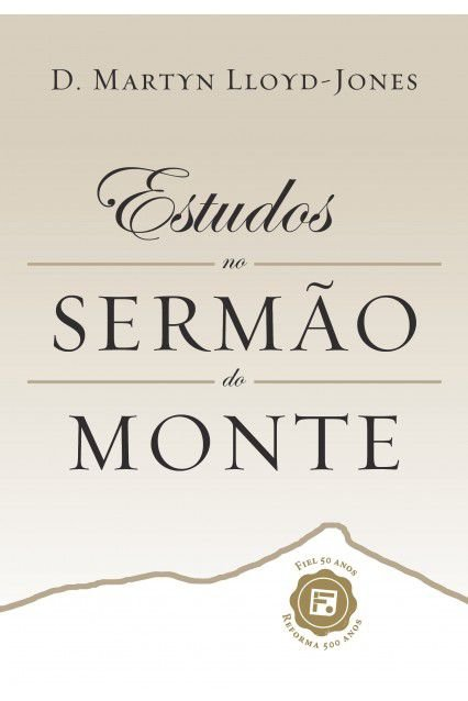 Livro Estudos No Sermão Do Monte 2ª Ed D. M. Lloyd Jones