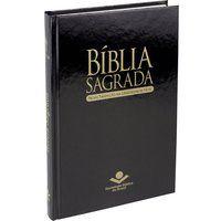 Bíblia Sagrada Nova Tradução Linguagem Hoje Capa Preta NTLH