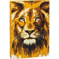 Bíblia Sagrada Letra Grande Leão Dourado Nova Almeida (NAA)