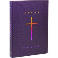 Bíblia Sagrada Letra Grande Jesus Saves Nova Almeida (NAA)