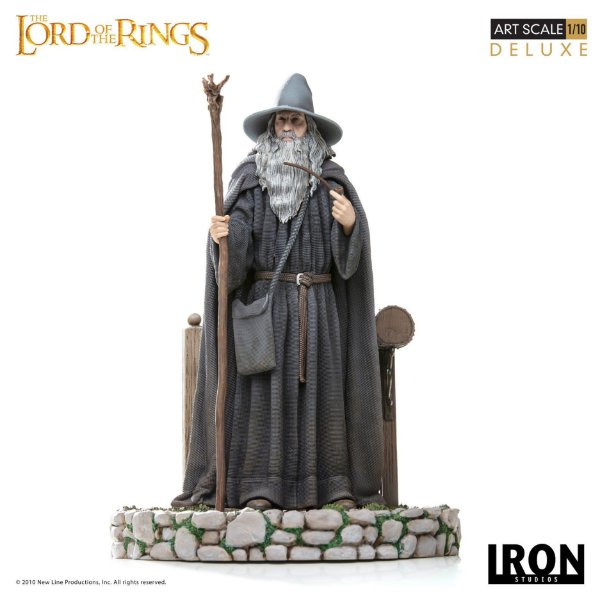 Gandalf Deluxe Art Scale 1/10 - Lord Of Ring