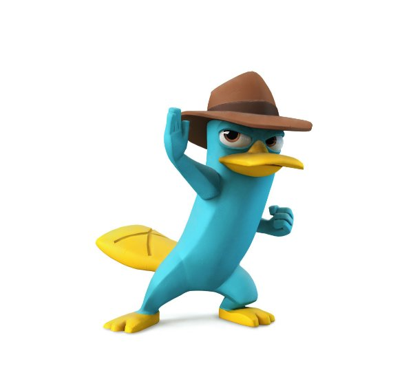 Perry Ornitorrinco - Disney Infinity