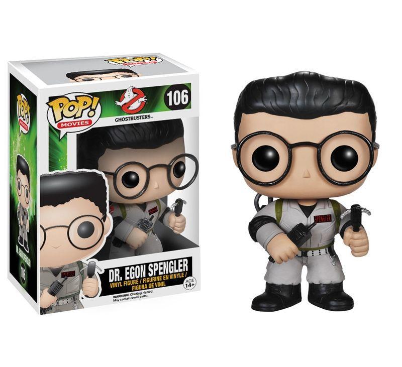 Ghostbusters Dr. Egon Spengler Funko Pop